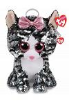 95020 Ty Fashion Sequins backpack KIKI - cat (3)