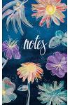 Notes: Botanical Floral Notebook - Journal, Diary, Stationery (Small Format Journal)