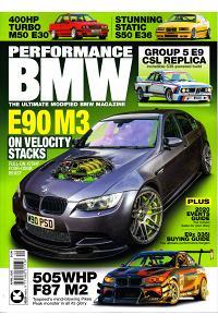 Performance BMW - UK (6-month)