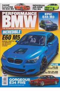 Performance BMW - UK (1-year)