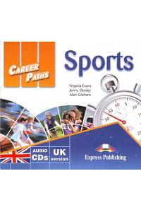 CAREER PATHS SPORTS (ESP) CLASS CDS (SET OF 2) UK VERSION