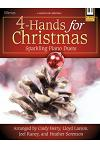 4-Hands for Christmas: Sparkling Piano Duets