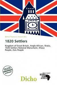 1820 Settlers