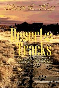 Desert Tracks: Searchers Inc. Book 2