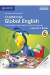 Cambridge Global English Stage 6 Learner's Book with Audio CDs (2) [With CD (Audio)]