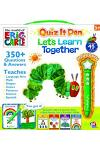 The World of Eric Carle: Let's Learn Together: Quiz It Pen Box Set