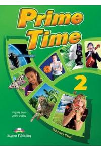 PRIME TIME 2 TEACHER'S BOOK (INTERNATIONAL)