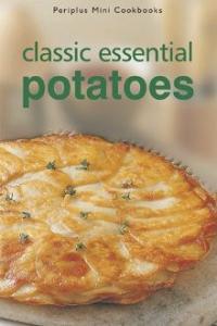 Periplus Mini Cookbooks - Classic Essential Potatoes