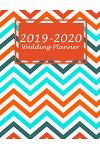 2019-2020 Wedding Planner: Beauty Colorful Book, 2019-2020 Wedding Log, Wedding Planning Notebook Large Print 8.5 X 11 Guest Book, Wedding Checkl
