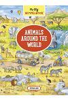 My Big Wimmelbook: Animals Around the World