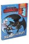 DreamWorks How to Train Your Dragon: The Hidden World: Ready to Fly