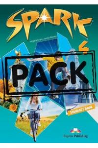 SPARK 4 STUDENT'S PACK WITH ieBook (INTERNATIONAL)