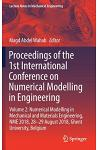 Proceedings of the 1st International Conference on Numerical Modelling in Engineering: Volume 2: Numerical Modelling in Mechanical and Materials Engin