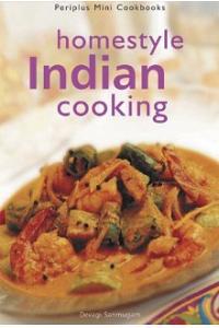 Periplus Mini Cookbooks - Homestyle Indian Cooking