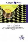1920 Fa Cup Final