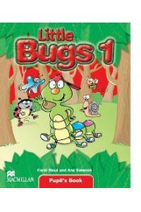 Little Bugs Pupil's Book Level 1
