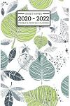2020 - 2022 Weekly & Monthly Planner: Make it Happen 2 Year Daily-Weekly- Monthly Calendar Planner With Notes, To Do Check List, Important Stuff