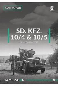 SD.KFZ. 10/4 & 10/5 Selbstfahrlafette