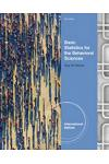 Basic Statistics for the Behavioral Sciences, International Edition