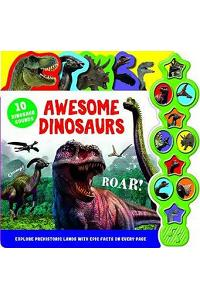 10 Sounds: Awesome Dinosaurs