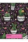 2018-19 Monthly Planner, August 2018 - December 2019: Cactus Monthly Planner 2018-2019, 17-Months Planner, 17 Month Agenda 2018-2019, Large 8.5 X 11,
