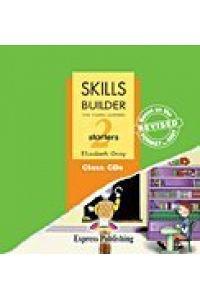 Skills Builder STARTERS 2 Class Audio CDs
