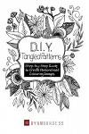 D. I. Y. Tangled Patterns: Step-by-Step Guide to Create Personalised Colouring Images