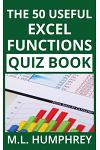 The 50 Useful Excel Functions Quiz Book
