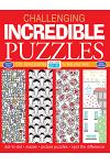 Incredible Puzzles: 150+ Timed Puzzles to Test Your Skill