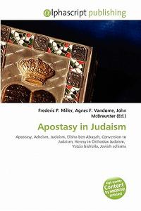 Apostasy in Judaism
