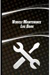 Vehicle Maintenance Log Book: Book Service Record Parts List And Mileage Log