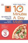 10 Minutes a Day: Math, Grade 3