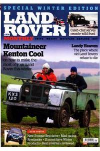 Landrover - UK (1-year)