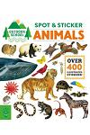 Outdoor School: Spot & Sticker Animals