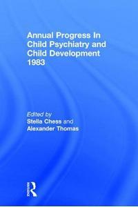 1983 Annual Progress in Child Psychiatry