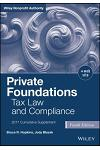 Private Foundations: Tax Law and Compliance, 2017 Cumulative Supplement