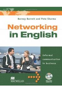 NET WORKING IN ENGLISH Student's Book