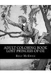 Adult Coloring Book - Lost Princess of Oz
