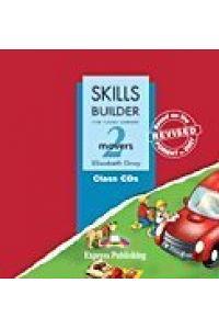 Skills Builder MOVERS 2 Class Audio CDs