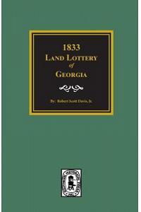 1833 Land Lottery of Georgia