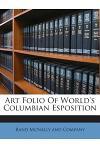 Art Folio of World's Columbian Esposition