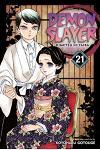 Demon Slayer: Kimetsu No Yaiba, Vol. 21, Volume 21