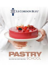 Pastry School: 101 Step-By-Step Recipes