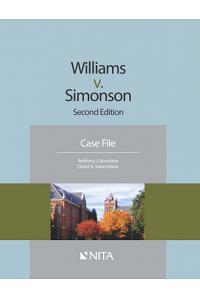 Williams V. Simonson: Case File