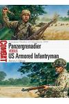 Panzergrenadier Vs US Armored Infantryman: European Theater of Operations 1944