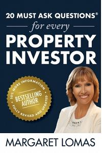 20 Must Ask Questions(R) For Every Property Investor: Bestselling Author. 40% More Information. Fully Revised and Updated