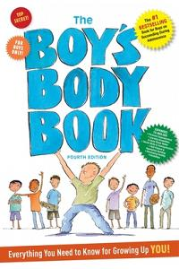 The Boys Body Book: Fourth Edition: Everything You Need to Know for Growing Up You!
