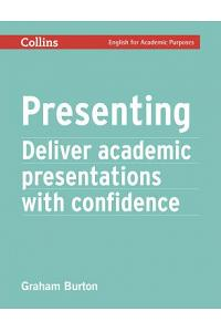 Presenting: Deliver Presentations with Confidence [With CD (Audio)]