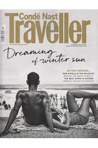 CondeNast Traveller - UK (1-year)