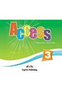 ACCESS 3 CLASS CDs (SET OF 4) (INTERNATIONAL)